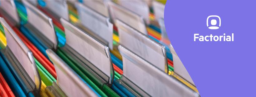 O Melhor Gestor Documental Para a Tua Empresa – Factorial Docs