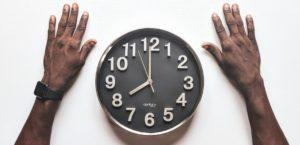 horario de trabalho