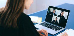entrevista de emprego virtual